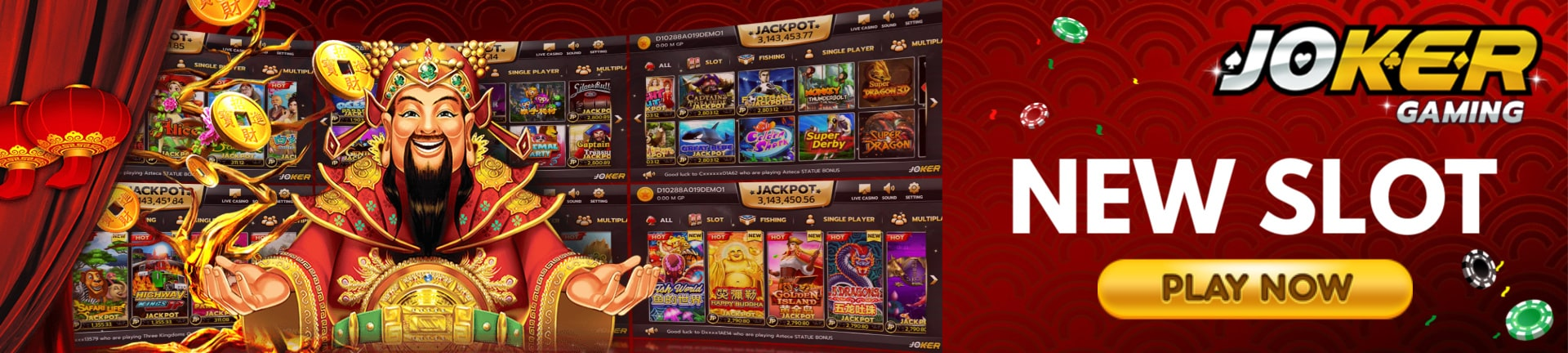 daftar joker123 slot gaming indonesia